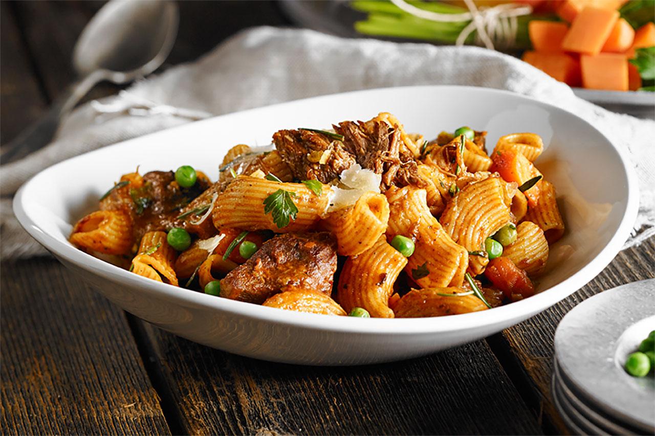 pasta-brasato